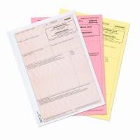 mashpaper Ursprungszeugnis Formular Vordruck mit Kopie nummeriert