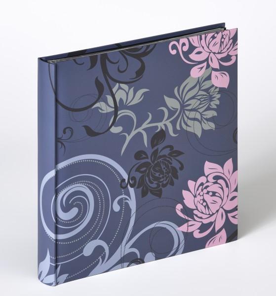Designalbum Grindy Trend, blaugrau, 30X30 cm