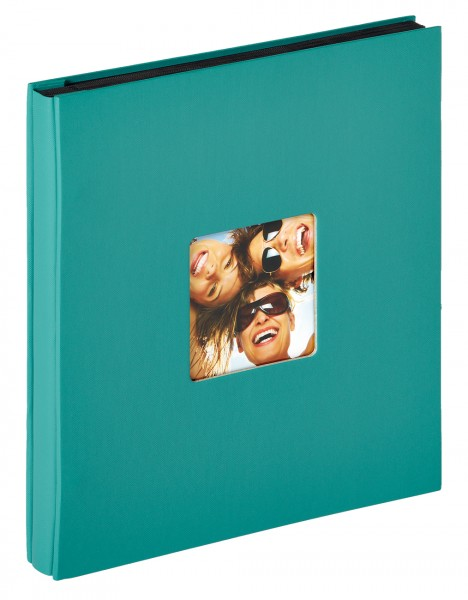 Einsteckalbum Fun, petrolgrün, 400 Fotos.10X15 cm