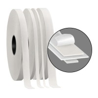 mashpaper PE-Schaumklebeband weiß 1,0 mm