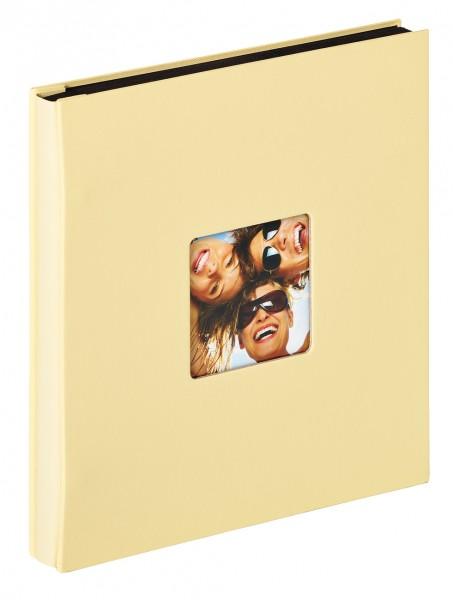 Einsteckalbum Fun, creme, 400 Fotos.10X15 cm