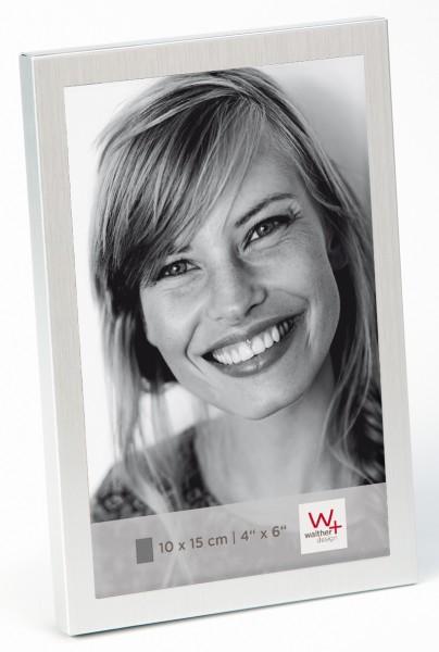 Karla Portraitrahmen, 10X15 cm, silber