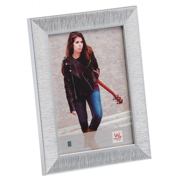 Elaine Portraitrahmen, 10x15 cm, silber