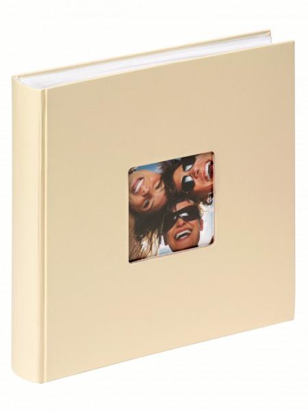 Designalbum Fun creme, 30X30 cm, mit Ausschnitt