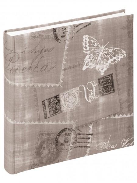 Designalbum Cosenza, braun, 30X30 cm
