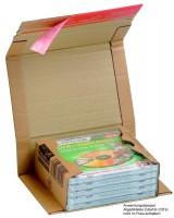 ColomPac CD-Versandverpackung braun CP 020.01