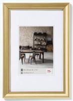 Walther Design Lounge Designrahmen 021X29,7 cm GOLD