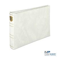 Fotoalbum Basic Line weiß 21,5x17 cm / HENZO 10.002.02 - 1000202
