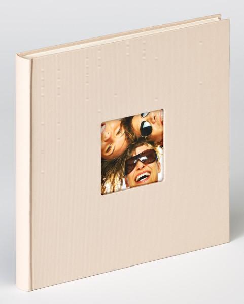 Designalbum Fun, sand, 26X25 cm