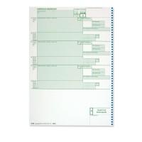 mashpaper 0770 Einheitspapier - Ergänzungsvordruck zu 0769 für Laserdrucker