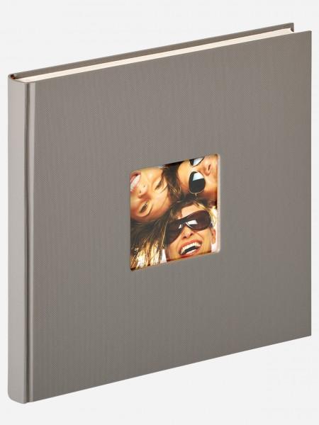 Designalbum Fun, grau, 26X25 cm