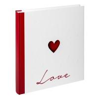 Walther Design Hochzeitsalbum Love, 28x30,5 cm
