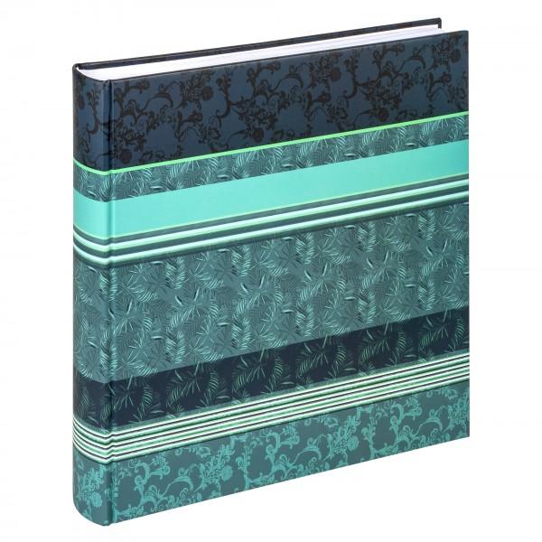 Buchalbum Pheline, blau, 30x30 cm