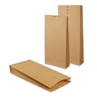 mashpaper Musterbeutel - Klotzbodenbeutel Nr. 7 140x345x50 mm