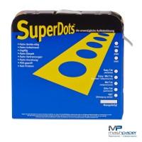 SuperDots Silikonklebestreifen Klebedots Klebstoffstreifen leicht ablösbar Easy/Mid Tak