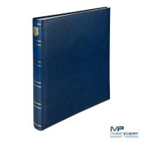 Fotoalbum Basic Line blau 30x36,5 cm / HENZO 10.015.07 - 1001507