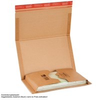 ColomPac Universal-Versandverpackung braun CP 020.17