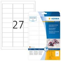 HERMA 4233 SPECIAL Sicherheitsetiketten 63,5 x 29,6 mm
