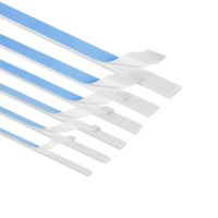 mashpaper Spiegelklebeband weiß 1,5 mm PE-Schaum