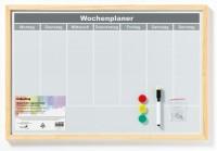 Walther Design MAGNETTAFEL-Wochenplaner 40 x 60 cm walther HDZAM028