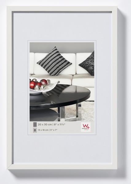 Chair Alurahmen 42x59,4 cm WEISS