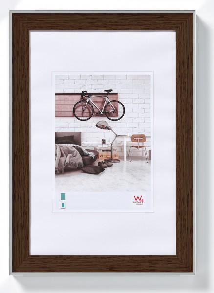 Bohemian Designrahmen 040X050 cm NUSSBAUM