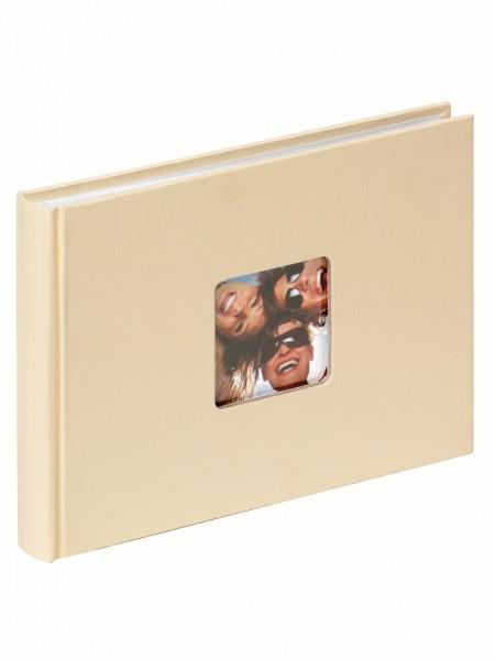 Designalbum Fun creme, 22X16 cm