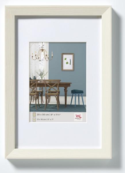 Fiorito Holzrahmen 24x30 cm, weiss