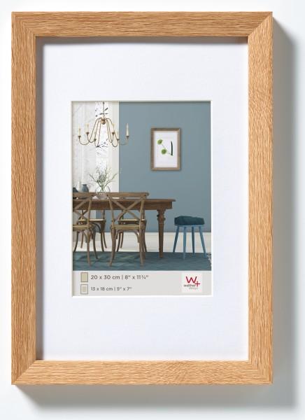Fiorito Holzrahmen 15x20 cm, eiche hell