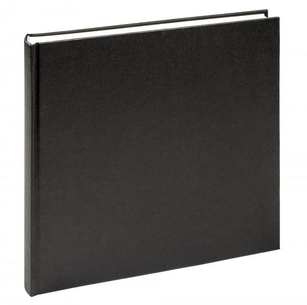 Designalbum Beyond, schwarz, 26X25 cm