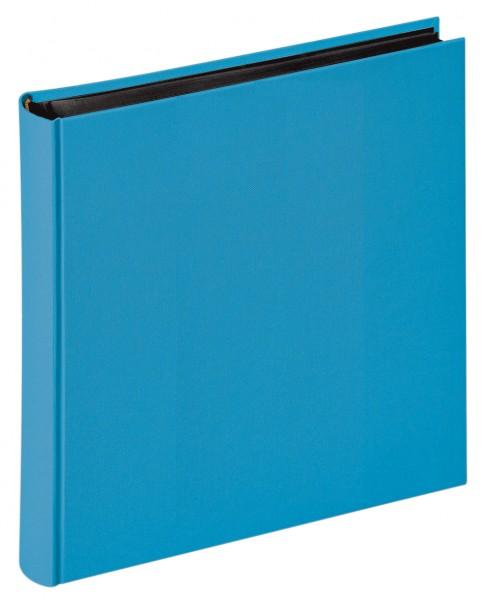 Designalbum Fun oceanblau, 30X30 cm, ohne Ausschnitt