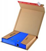Ordner-Versandverpackung braun für DIN A4-Ordner ColomPac CP 050.01