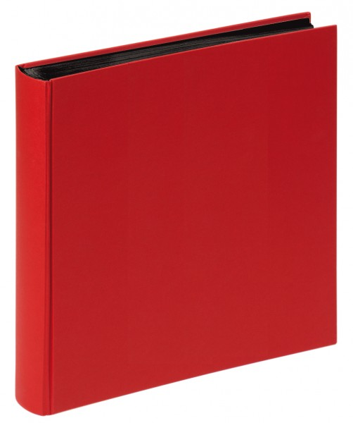 Designalbum Fun rot, 30X30 cm, ohne Ausschnitt