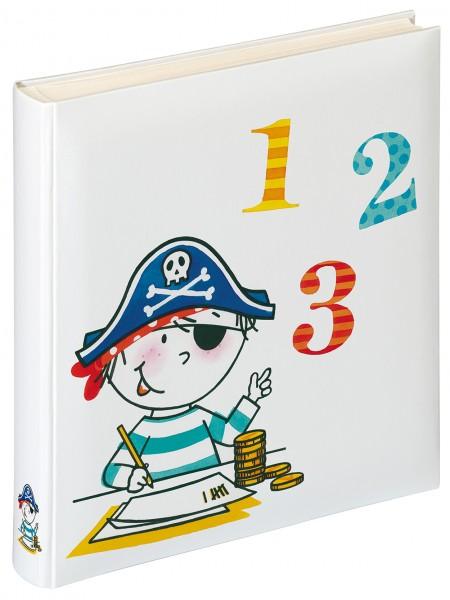 Kinderalbum Pirat Schule