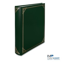 Fotoalbum Promo Classic grün 29,0 x 33,5 cm / HENZO 1084201