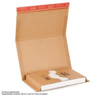 ColomPac Universal-Versandverpackung braun CP 020.08
