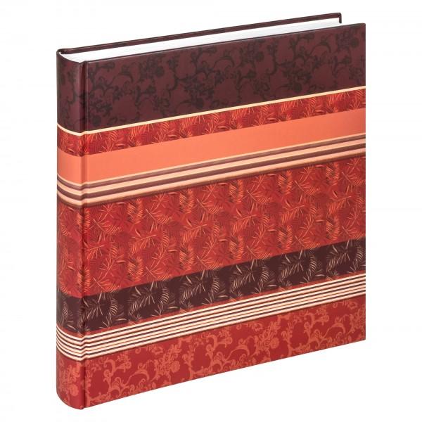 Buchalbum Pheline, rot, 30x30 cm
