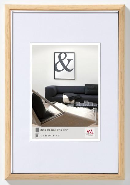 Classic Style Kst.Rahmen, 13X18 cm, natur