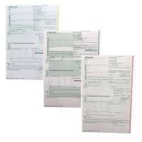 mashpaper 0737 Einheitspapier Bestimmung (Eingang/Einfuhr), Blatt 6, 7, 8 für Laserdrucker