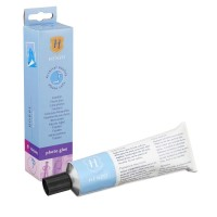 HENZO Klebstoff Fotokleber 100 ml Fotoleim flüssig Photo Glue