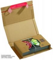 ColomPac CD-Versandverpackung braun CP 020.04