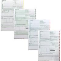 mashpaper 0747 Einheitspapier Bestimmung (Eingang/Einfuhr) + Blatt 6 als Einfuhrkontrol...
