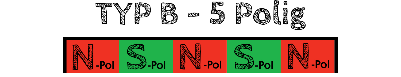 Typ-B 5-polig