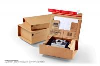 ColomPac Paket-Versandkarton braun Versandverpackung CP 067.07