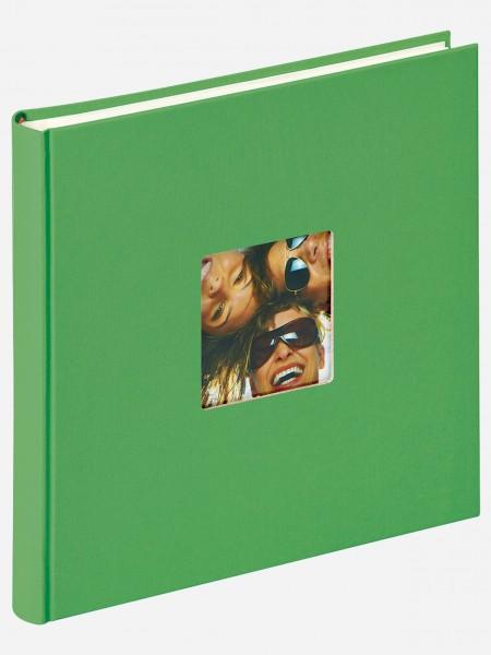 Designalbum Fun, mintgrün, 26x25 cm