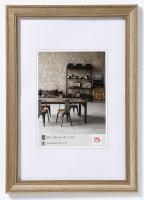 Walther Design Lounge Designrahmen 021X29,7 cm STAHL