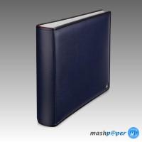 Fotoalbum Gran Cara blau 33 x 31 cm / 11.077.07 - 1107707