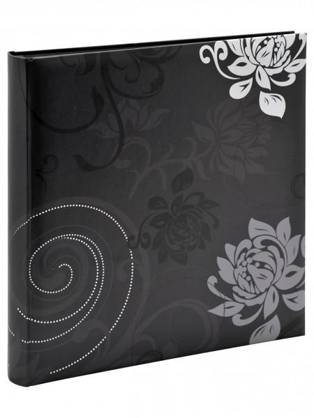 Designalbum Grindy, schwarz, 30X30 cm
